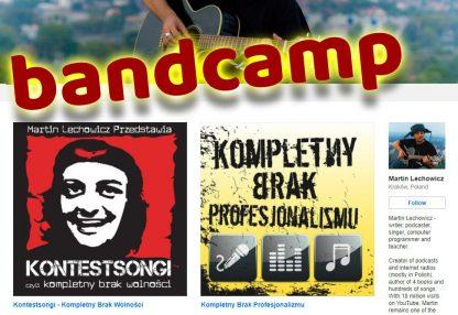 https://martinlechowicz.bandcamp.com/